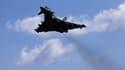 Un avion britannique dans le ciel irakien