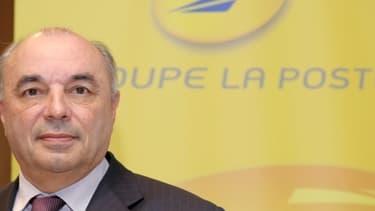 Jean-Paul Bailly va quitter La Poste à la rentrée