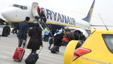 Ryanair indique que 55% des clients concernés par les annulations ont opté pour un autre vol.