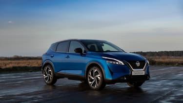 Le SUV viendra concurrencer notamment le Peugeot 3008.