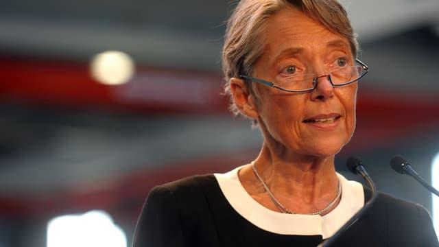 Elisabeth Borne a répondu au patron de la CGT Philippe Martinez.