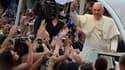 Présent au Brésil pour les JMJ, le pape va se rendre à Aparecida.