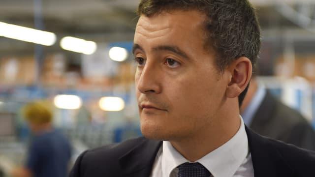 Gérald Darmanin, maire LR de Tourcoing, l'un des signataires de la tribune.