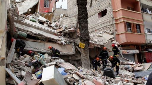 13 personnes sont mortes dans l'effondrement de trois immeubles dans la nuit de jeudi à vendredi dans la ville de Casablanca au Maroc.