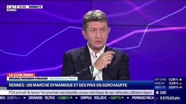 Le club BFM immo (2/2) : Rennes, un marché dynamique et des prix en surchauffe - 02/12