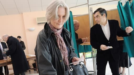 Pénélope Fillon, l'épouse de l'ancien Premier ministre, figure sur une liste aux élections municipales à Solesmes (Sarthe).