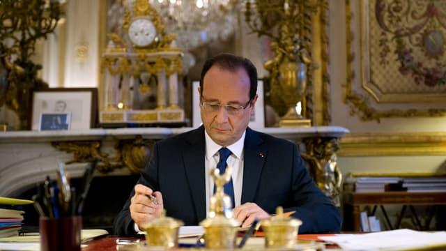 La subvention du budget de l'Etat à celui de l'Elysée est fixée à 100 millions d'euros