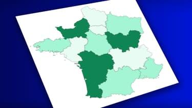 Carte Covid 19 Decouvrez Le Nombre De Doses De Vaccin Administrees En France Region Par Region