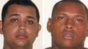 Les télévisions ont passé en boucle les images de deux suspects interpellés.