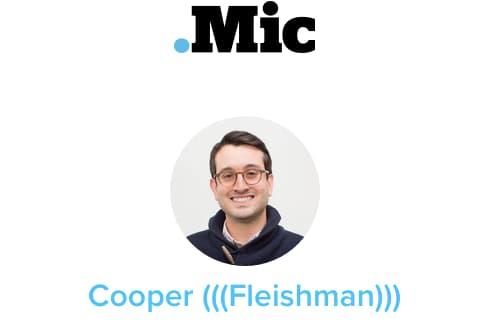 Le journaliste du site Mic qui a dénoncé l'existence de l'extension était lui-même listé dans la base de données.