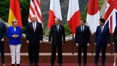 Le G7, samedi 27 mai