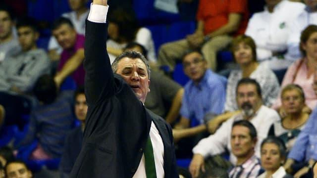 Pascal Donnadieu, l'entraîneur de Nanterre