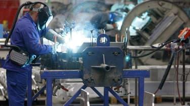 La production industrielle progresse en août