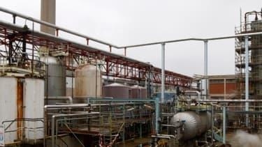 La raffinerie Petroplus a fermé ses portes en avril dernier.