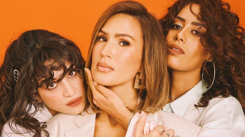 "Amel Bent, Camélia Jordana et Vitaa sortent ""Sorore"", un disque en trio"