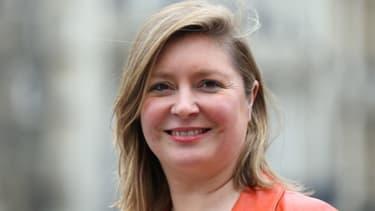 Carole Couvert, nouvelle présidente de la CFE-CGC
