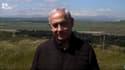 Le Premier ministre israélien lors de sa vidéo d'annonce.