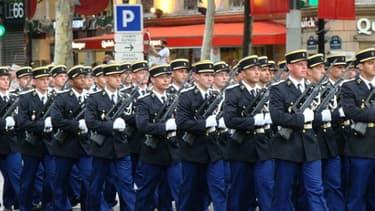 L'édition 2013 du défilé du 14 juillet sera moins coûteuse que les précédentes.