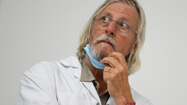 Didier Raoult le 27 août 2020 à Marseille