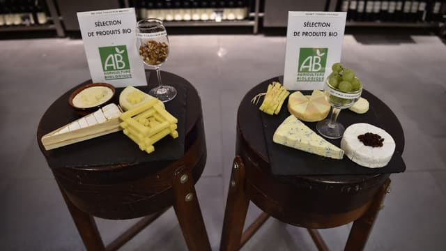 La consommation de produits bio augmente en trombe