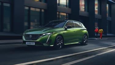 Peugeot dévoile ce jeudi sa nouvelle 308. C'est la 3e génération de ce modèle.