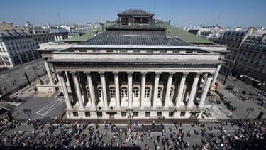 La Bourse de Paris continue d'avancer
