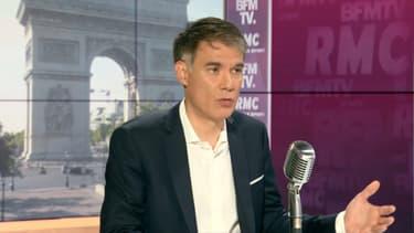 Le Premier secrétaire du PS, Olivier Faure, invité de BFMTV lundi 29 juin 2020