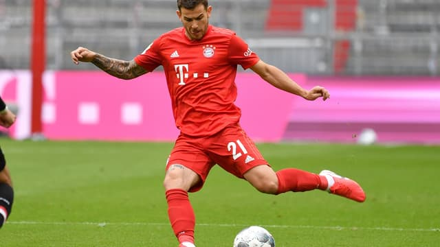 Lucas Hernandez (Bayern)