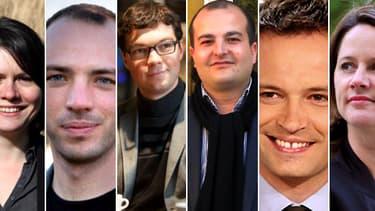Nous vous avons présenté une série de jeunes candidats. Qu'ont-ils accompli au premier tour?