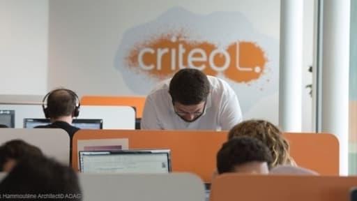 Publicis s'apprêterait à déposer une OPA sur Criteo.