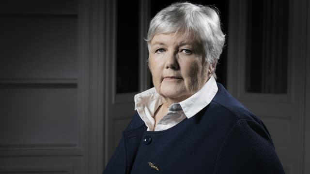 Jacqueline Gourault, ministre auprès du ministre de l'Intérieur, a été réélue sénatrice dans le Loir-et-Cher avec 50,58% des voix