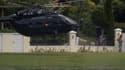 L'hélicoptère de Neymar
