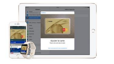 Il sera désormais possible de payer via l'iPhone.