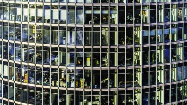 Le secteur des activités financières, de l'assurance, de l'immobilier et des services aux entreprises est parmi celui qui offre le plus de perspectives d'embauches.