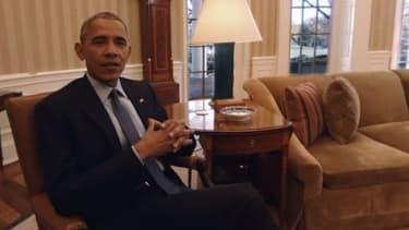 Barack Obama présente la Maison Blanche en réalité virtuelle sur Facebook 360.
