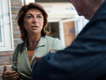 Martine Vassal, le 24 juin 2020, à Marseille