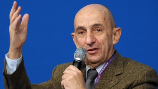 Louis Gallois devient président du conseil de surveillance de PSA.