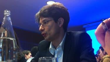 Bruno Patino, directeur général délégué au numérique de France Télévisions, a tout misé sur l'info