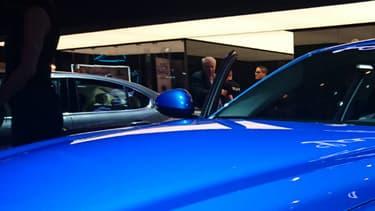 Deux motorisations sont présentées sur la Veloce, 210 ou 280 chevaux.