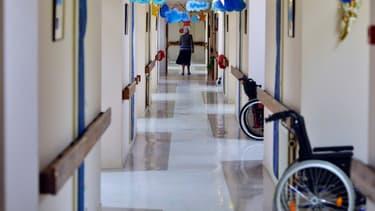 Les personnels des maisons de retraite réclament de meilleures conditions de travail.