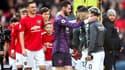 Manchester CIty et United unis face au coronavirus