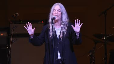 Patti Smith en mars 2018