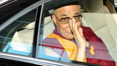 Les autorités chinoises n'ont pas apprécié le clin d'œil de Mercedes à la philosophie bouddhiste du Dalaï lama.