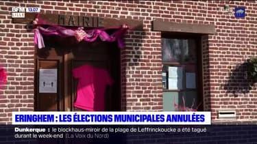 Eringhem: le second tour des élections municipales est annulé