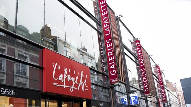 Avec ce texte, tous les magasins Galeries Lafayette disposent désormais d'un accord pour ouvrir le dimanche.
