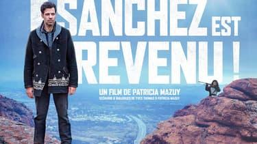 Détail de l'affiche de Paul Sanchez est revenu!