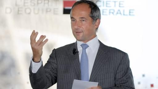 Frédéric Oudéa, le PDG de Société Générale, juge que BNP Paribas a les reins assez solides pour faire face au litige américain