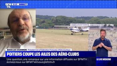 Poitiers coupe les ailes des aéro-clubs - 03/04