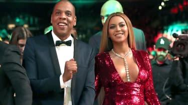 Jay Z et Beyoncé