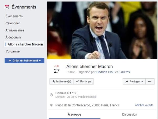 """Affaire Benalla: les réseaux sociaux s'organisent pour """"aller chercher Macron"""""""